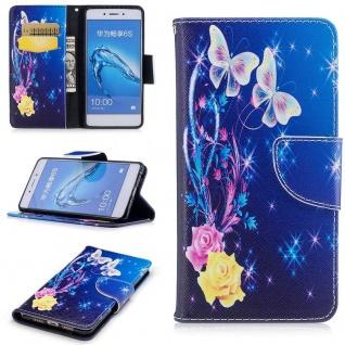 Schutzhülle Motiv 27 für Huawei Honor 6C / Enjoy 6S Tasche Hülle Case Cover Etui