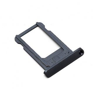 Apple iPad Mini + Mini Retina iPad mini 2 Sim Karten Halter Sim Tray Sim Schlitten Sim Holder Schwarz - Vorschau 1