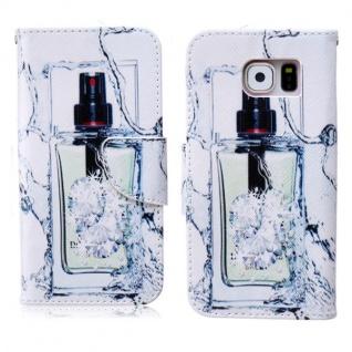 Schutzhülle Muster 67 für Samsung Galaxy S6 G920 G920F Tasche Cover Case Hülle