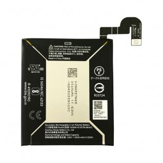 Google Handy Akku für Pixel 3A 3000 mAh Batterie 3.85V Ersatz Battery Zubehör
