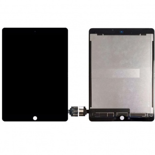 Displayeinheit Display LCD Touch Screen für Apple iPad Pro 9.7 Komplett Schwarz