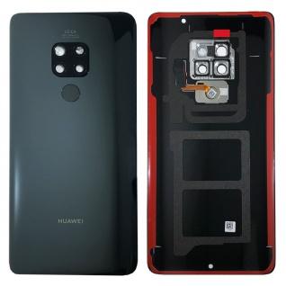 Huawei Akkudeckel Akku Deckel Batterie Cover Schwarz für Mate 20 02352FJY Neu