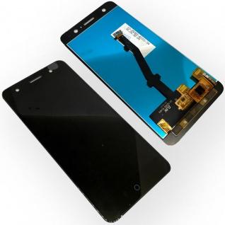 Ersatz Display LCD Komplett Einheit für ZTE Blade V7 Lite Reparatur Schwarz Neu