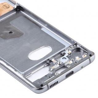 Mittelrahmen Samsung Galaxy S20 5G Grau Middle Frame Zubehör Ersatzteil - Vorschau 5