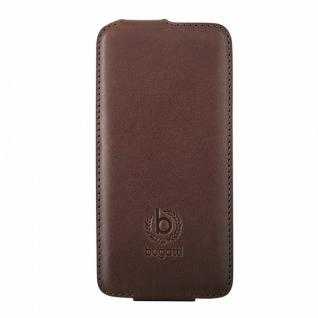 Original Bugatti Schutzhülle für Apple iPhone 5S 5 Flipcase Tasche Tasche
