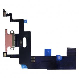 Dock Charger Ladebuchse für Apple iPhone XR 6.1 Pink Ersatz Reparatur Zubehör