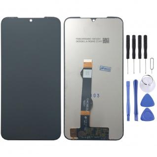 Für Motorola Moto G8 Plus Display Full LCD Touch Einheit Ersatzteil Schwarz Neu