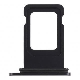 Für Apple iPhone XR 6.1 Sim Karten Halter Schwarz SD Card Ersatzteil Zubehör