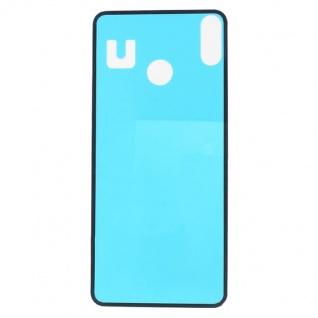 Batterie Akkudeckel Deckel Cover Kleber für Huawei Honor 8X Zubehör Ersatz Neu