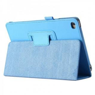 Schutzhülle Hellblau Tasche für Apple iPad Mini 4 7.9 Zoll Hülle Case Cover Etui
