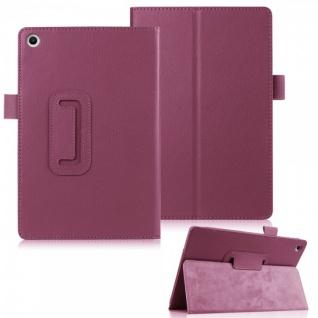 Schutzhülle Lila Tasche für ASUS ZenPad S 8.0 Z580CA Z580C Hülle Case Cover Neu