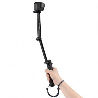3 Wege Stativ Handstativ für GoPro HERO5 Session 5 4 Session /4 /3+ 3 2 1 Selfi - Vorschau 1