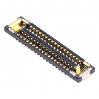 LCD Display FPC Connector on Mainboard für Apple iPhone 12 / 12 Pro Ersatzteil