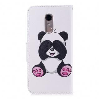 Tasche Wallet Book Cover Motiv 33 für Xiaomi Redmi 5 Plus Etui Neu Hülle Case - Vorschau 3