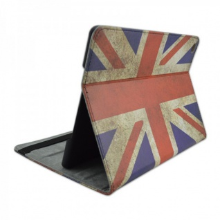 Backcover Tasche aufstellbar für Apple iPad Air 2 2014 Etui Case Hülle Motiv 8