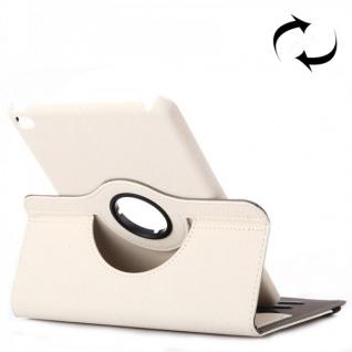 Deluxe Schutzhülle 360 Grad Weiß Tasche für Apple iPad Mini 4 7.9 Zoll Hülle Neu