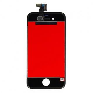 Display LCD Komplett Einheit Touch Panel für Apple iPhone 4 Schwarz Ersatz Glas - Vorschau 2