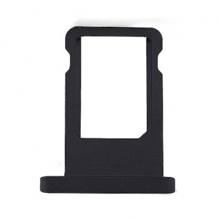Apple iPad Mini + Mini Retina iPad mini 2 Sim Karten Halter Sim Tray Sim Schlitten Sim Holder Schwarz - Vorschau 2