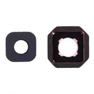 Für Samsung Galaxy A5 2016 Kamera Ersatz Gehäuse Dichtung Kameraglas Rosa Pink - Vorschau 2