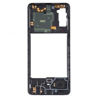 Mittelrahmen Samsung Galaxy A41 Schwarz LCD Rahmen Gehäuse Zubehör Ersatzteil - Vorschau 2