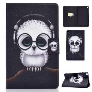 Für Samsung Galaxy Tab A 8.0 2019 T290 Motiv 15 Tablet Tasche Kunst Leder Etuis