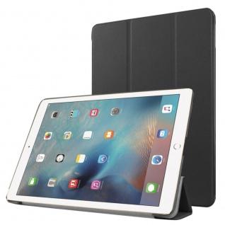 Smartcover Schwarz Cover Tasche für NEW Apple iPad 9.7 2017 Hülle Etui Case Neu