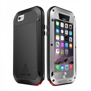 Love MEI Outdoor Metall Bumper Hülle für Apple iPhone 6 4.7 Zubehör gerade 2