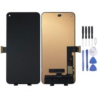 Für Googel Pixel 5 Display Full LCD Einheit Touch Ersatzteil Reparatur Schwarz