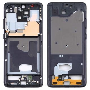 Mittelrahmen mit Seitentasten Samsung Galaxy S20 Ultra Schwarz Rahmen Zubehör