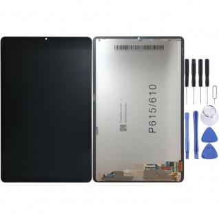 Samsung Display LCD Einheit für Galaxy Tab S6 Lite GH82-22896A Komplett Schwarz