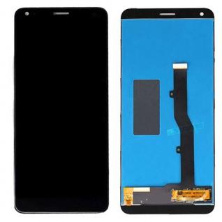 Für ZTE Blade V9 Display Full LCD Touch Screen Ersatz Einheit Reparatur Schwarz