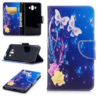 Schutzhülle Motiv 23 für Huawei Mate 10 Tasche Hülle Case Zubehör Cover Etui Neu