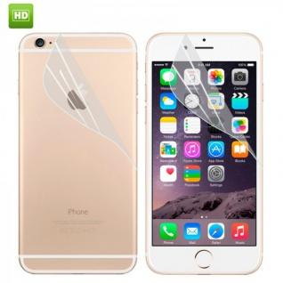 Front / Back Displayschutzfolie Schutzfolie Folie für Apple iPhone 6 4.7 Schutz