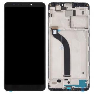 Für Xiaomi Redmi 5 Reparatur Display LCD Komplett Einheit mit Rahmen Schwarz Neu - Vorschau 5