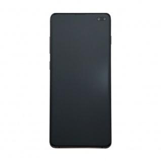 Samsung Display LCD Komplettset GH82-18849A Schwarz für Galaxy S10 Plus G975F - Vorschau 3