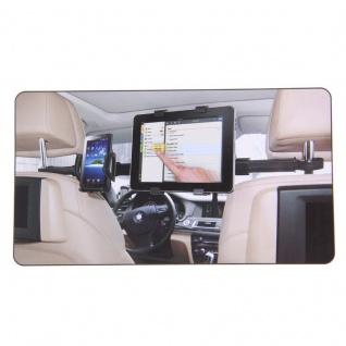 Universal Tablet Smartphone Halter Holder Kopfstützenhalterung KFZ-Halterung