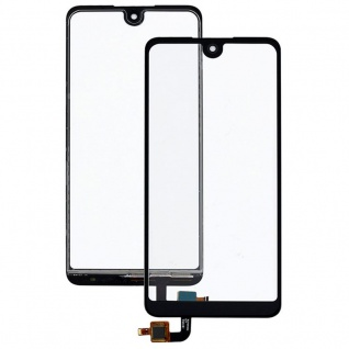 Reparatur Displayglas Touch Screen für Wiko View 2 LCD Schwarz Ersatz Display - Vorschau 1