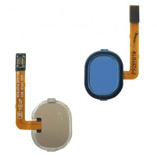 Fingerprint Sensor für Samsung Galaxy A20E Blau Reparatur Flexkabel Ersatzteil
