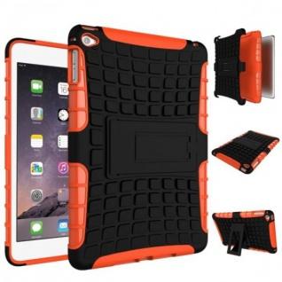 Hybrid Outdoor Schutzhülle Cover Orange für iPad Mini 4 7.9 Zoll Tasche Case Neu