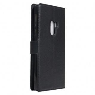 Tasche Wallet Premium Schwarz für Xiaomi Mi MIX Hülle Case Cover Etui Schutz Neu - Vorschau 2