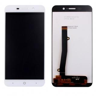 Display Full LCD Einheit Touch Ersatzteil für ZTE Blade A602 Reparatur Weiß Neu