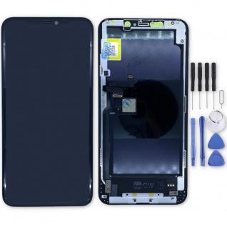 Für Apple iPhone 11 Pro Max Display Full Hard OLED LCD Touch Ersatz Schwarz Neu