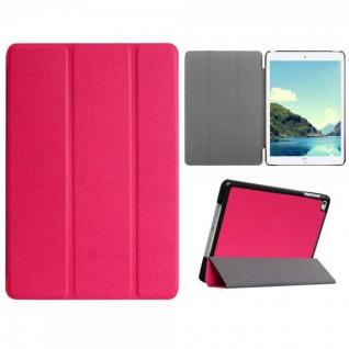 Smartcover Pink Cover Tasche für Apple iPad Mini 4 7.9 Zoll Hülle Etui Case Neu