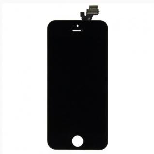 Display LCD Komplett Einheit Touch Panel für Apple iPhone 5 Schwarz Ersatz Glas - Vorschau 2