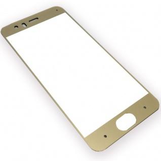 Full Panzerglas 0, 26 mm dünne H9 Gold für Xiaomi MI6 Schutz Hülle Zubehör Neu