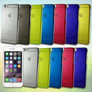 Hardcase Ultra dünn für verschiedene Apple iPhone Modelle Case Cover Hülle Neu