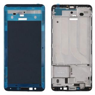 Gehäuse Rahmen Mittelrahmen Deckel für Xiaomi Redmi 5 Schwarz Ersatzteil Neu