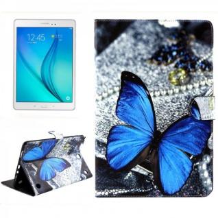 Schutzhülle Motiv 61 Tasche für Samsung Galaxy Tab A 9.7 T550 T555N Hülle Cover