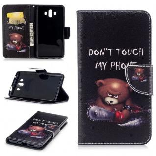 Schutzhülle Motiv 21 für Huawei Mate 10 Tasche Hülle Case Zubehör Cover Etui Neu