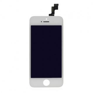 Display LCD Komplett Einheit Touch Panel für Apple iPhone SE Weiss Ersatz Glas - Vorschau 2